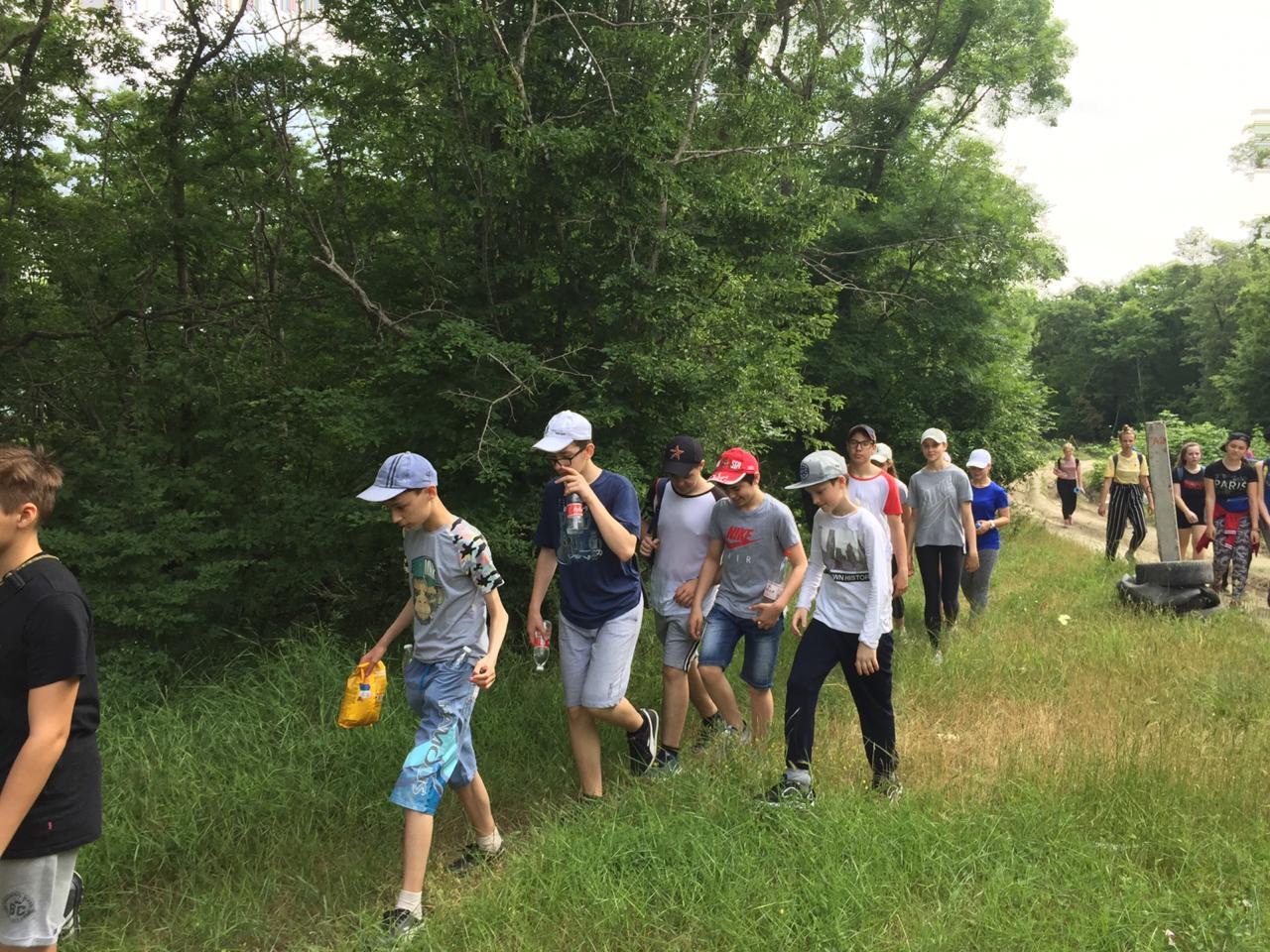 Новороссийских детей научат выживать в лесу