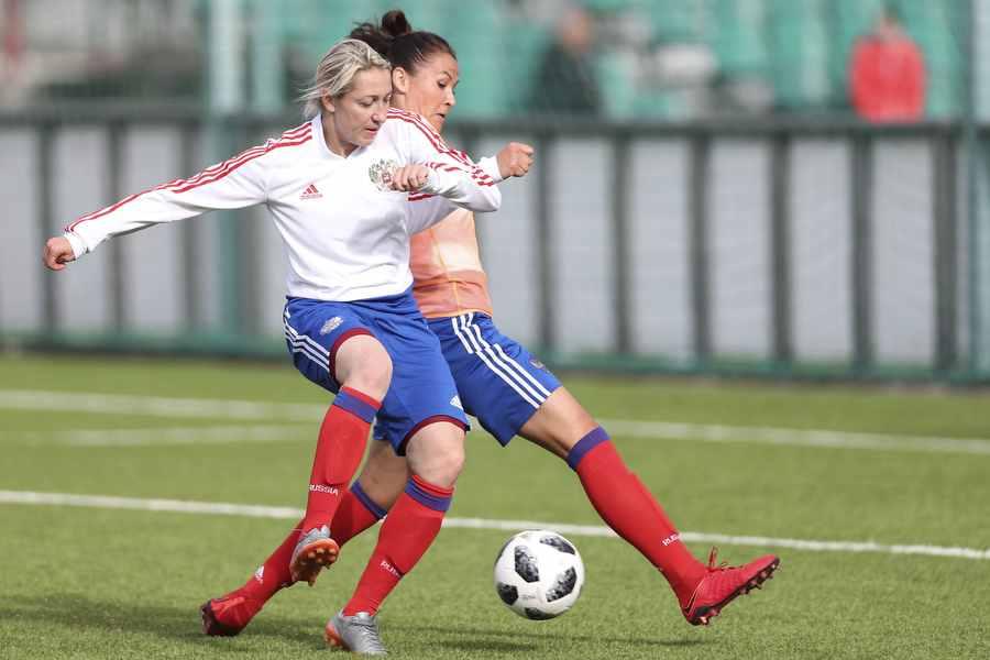Новороссийские футболистки победили напервенстве России