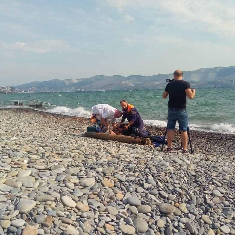 Что делать, если шторм застиг нановороссийском пляже