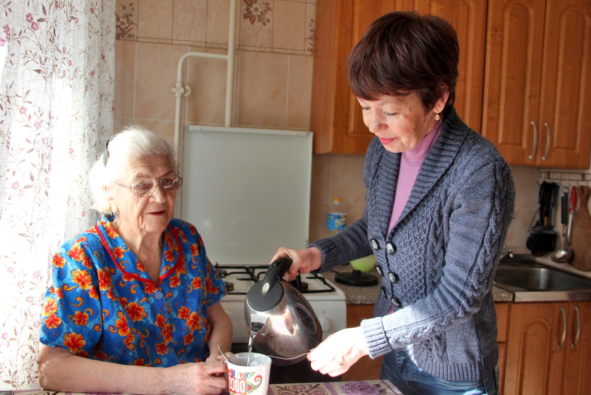 Старшее поколение новороссийцев не пустили на пенсию, и они пошли учиться