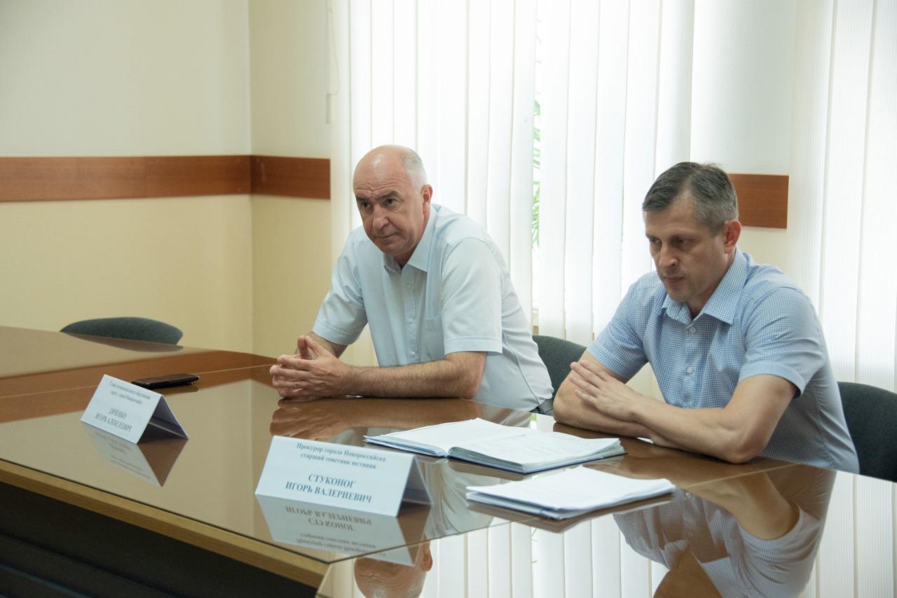 Почему работы покапремонту вНовороссийске затягиваются?
