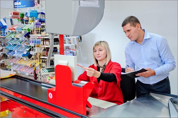 Работа в Новороссийске — сколько платят в торговых сетях