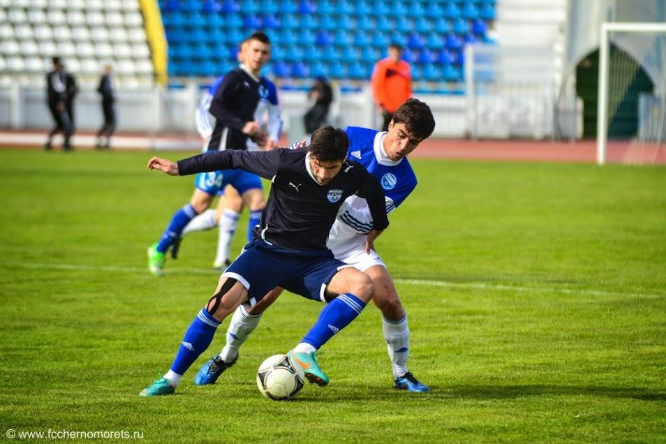 Новороссийский «Черноморец» начнет новый сезон на своем поле