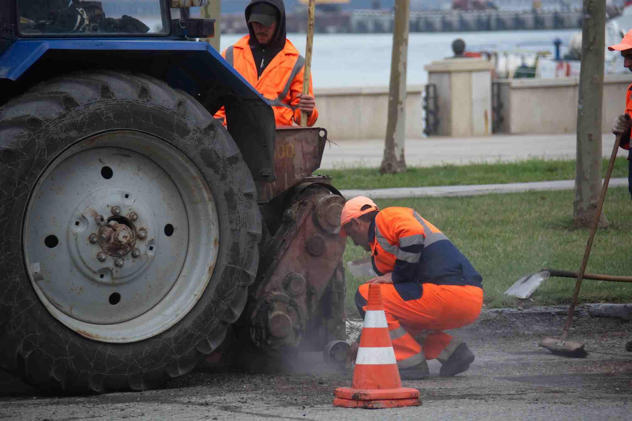 Стал известен список дорог, которые отремонтируют вНовороссийске в2020 году