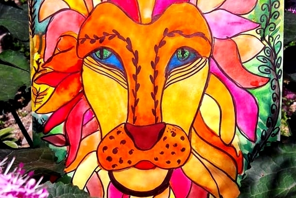 ВНовороссийске всубботу дети нарисуют льва ивстретятся сЧиполлино