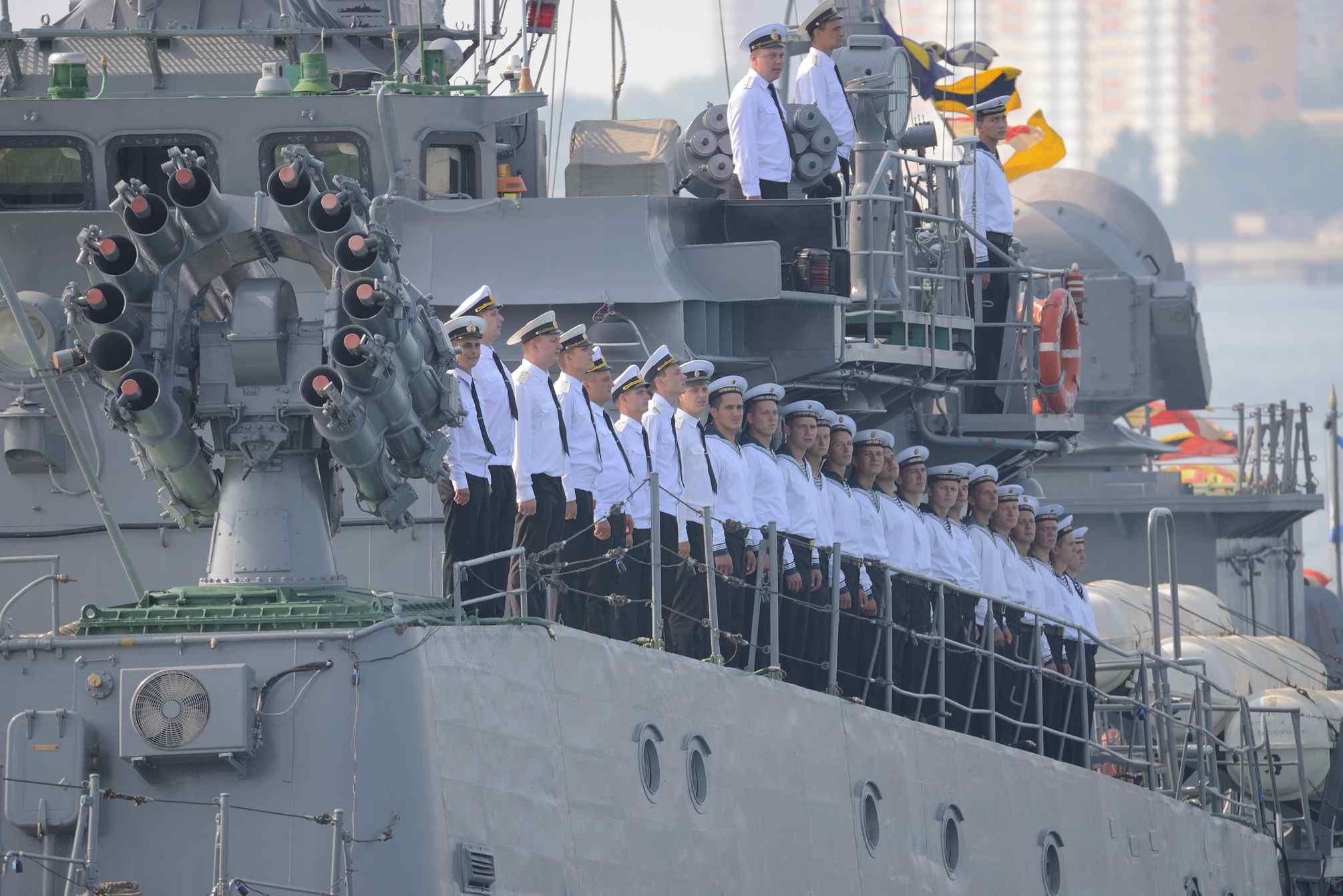 В день юбилея военно-морской базы в Новороссийске покажут ракетные комплексы и военные корабли