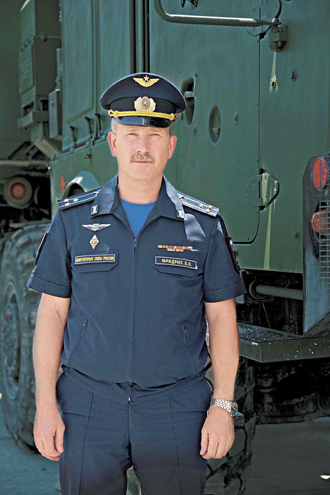 Валерий Фридрих