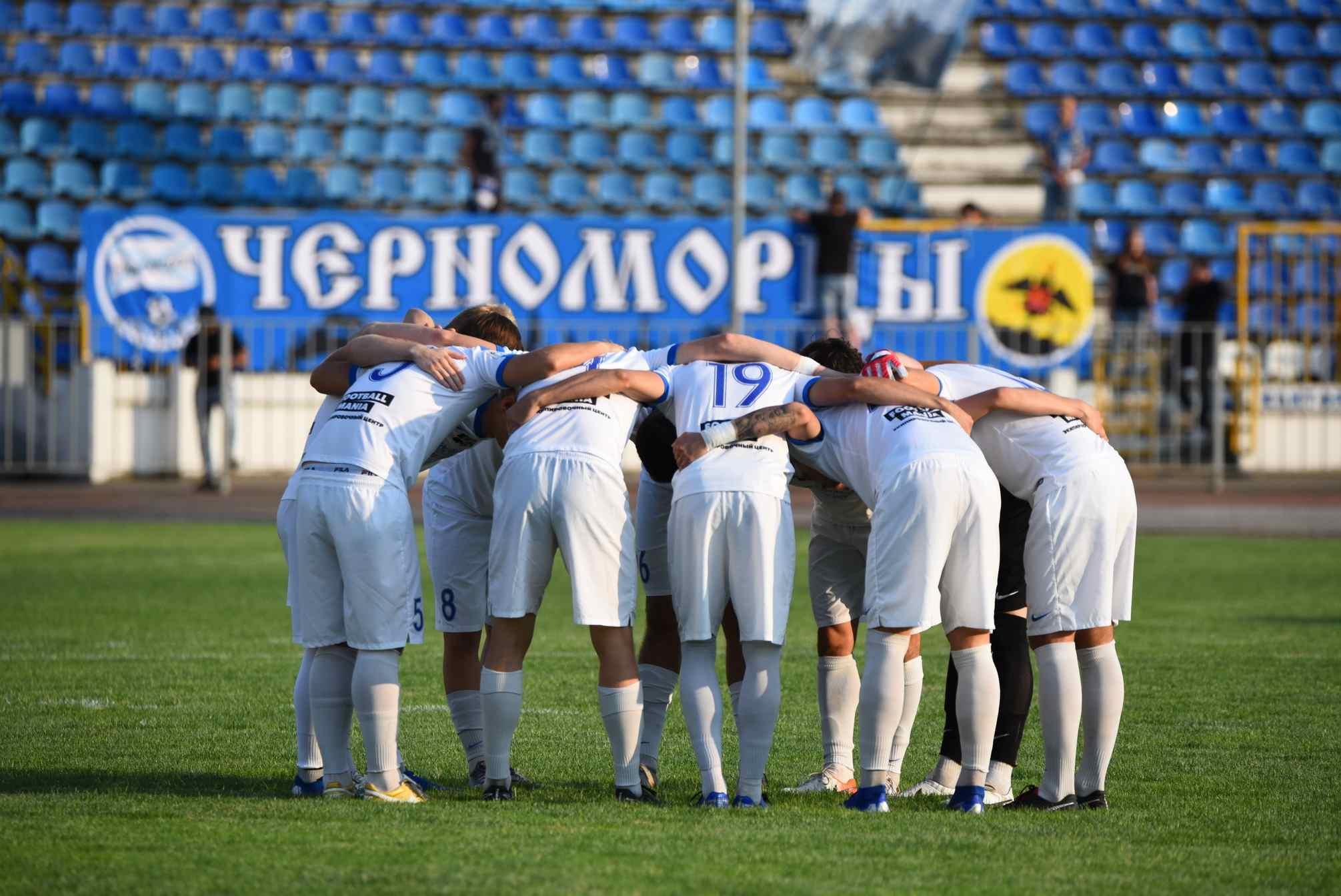 Среди чемпионов Европейского футбола — игрок из Новороссийска