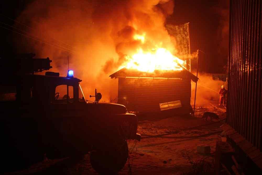 Новороссийцы пригрели поджигателя
