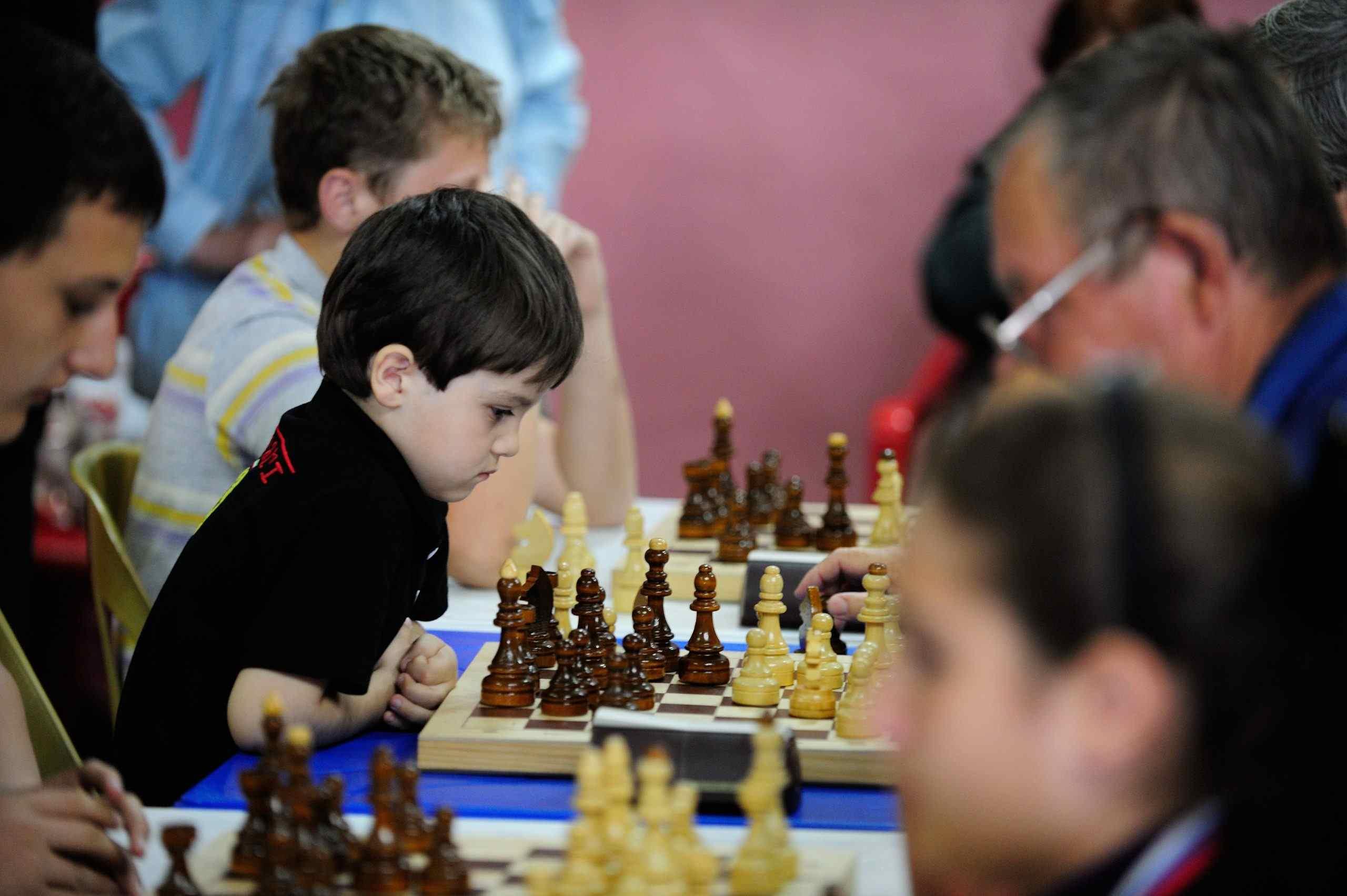 Юные шахматисты Новороссийска победили во Всероссийском турнире