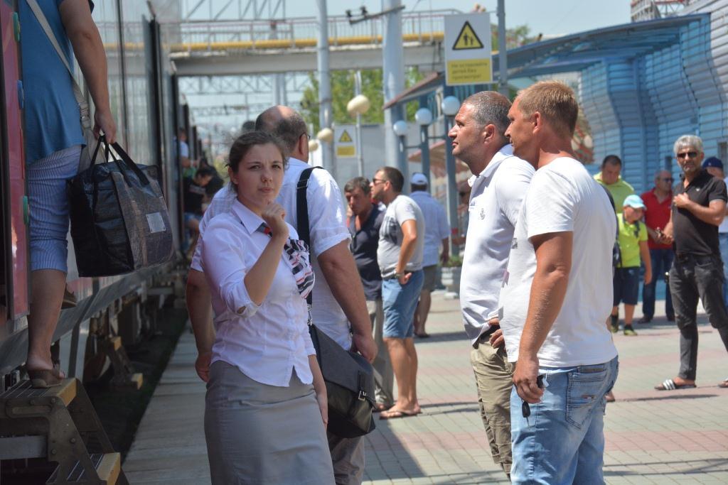 Из Новороссийска уехало более 300 тысяч человек