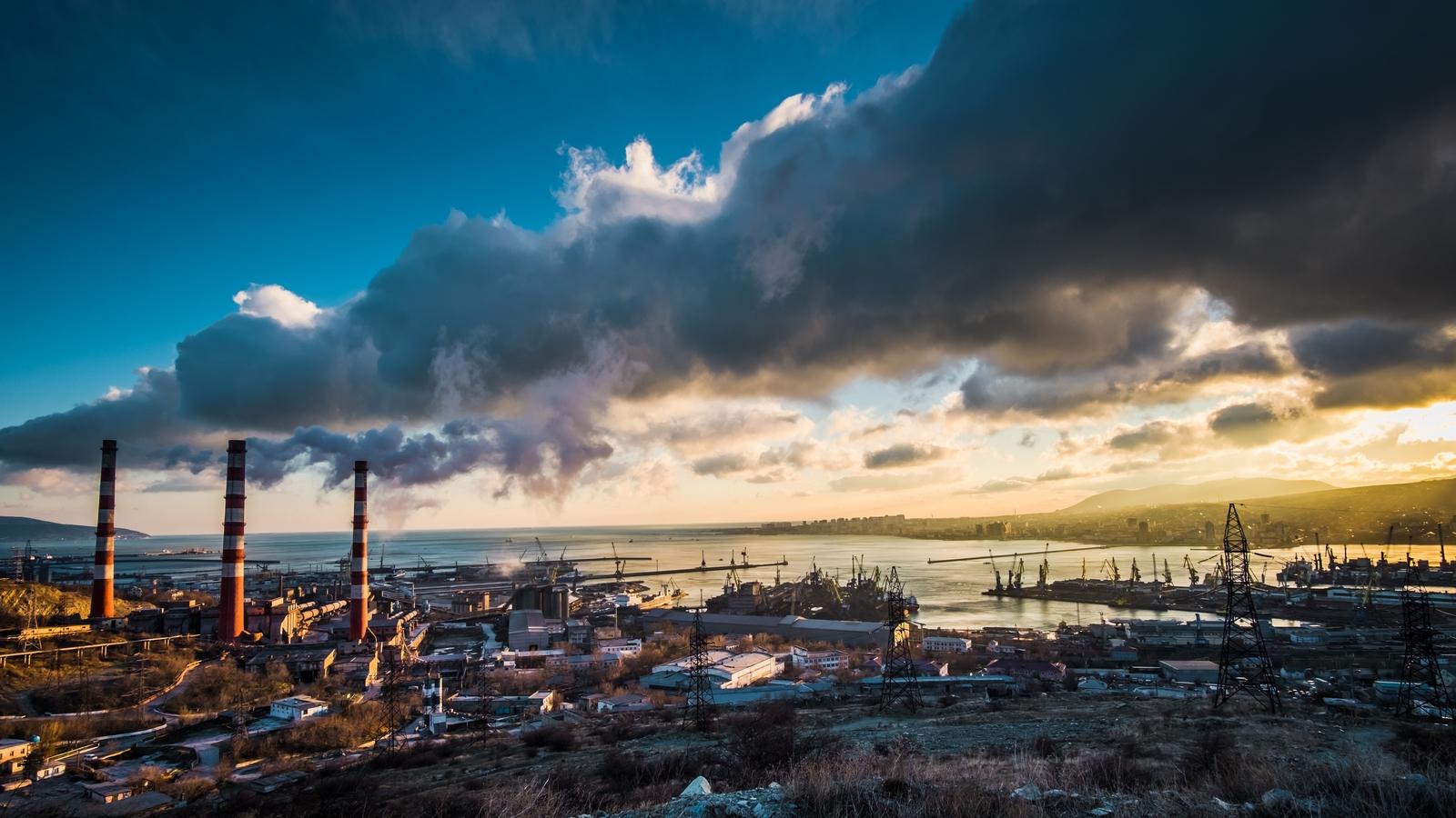 Экология в Новороссийске стабильная и без ухудшений