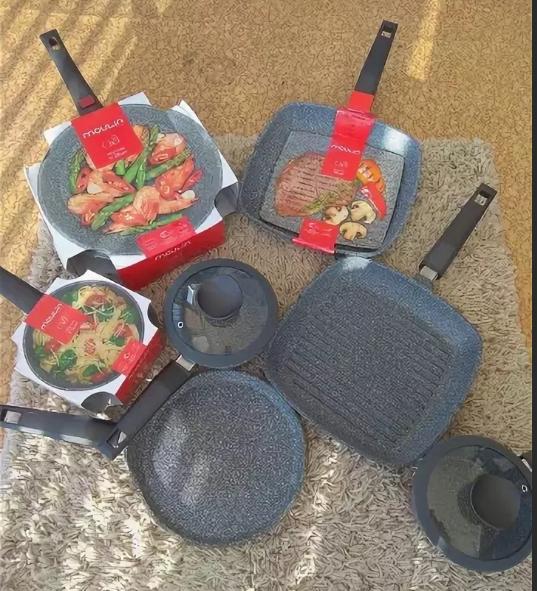 В Новороссийске ажиотаж со сковородками «по акции» подогревается их отсутствием