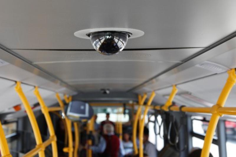 В общественном транспорте Новороссийска установят 3D-камеры
