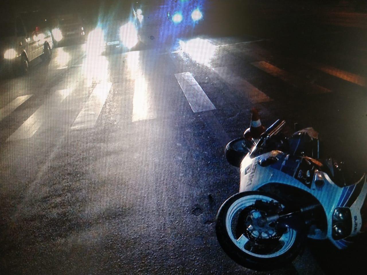 Наженщину вНовороссийске наехал мотоциклист