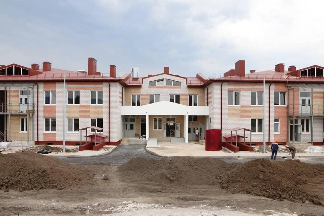 Новороссийск готовит места для полутора тысяч детей