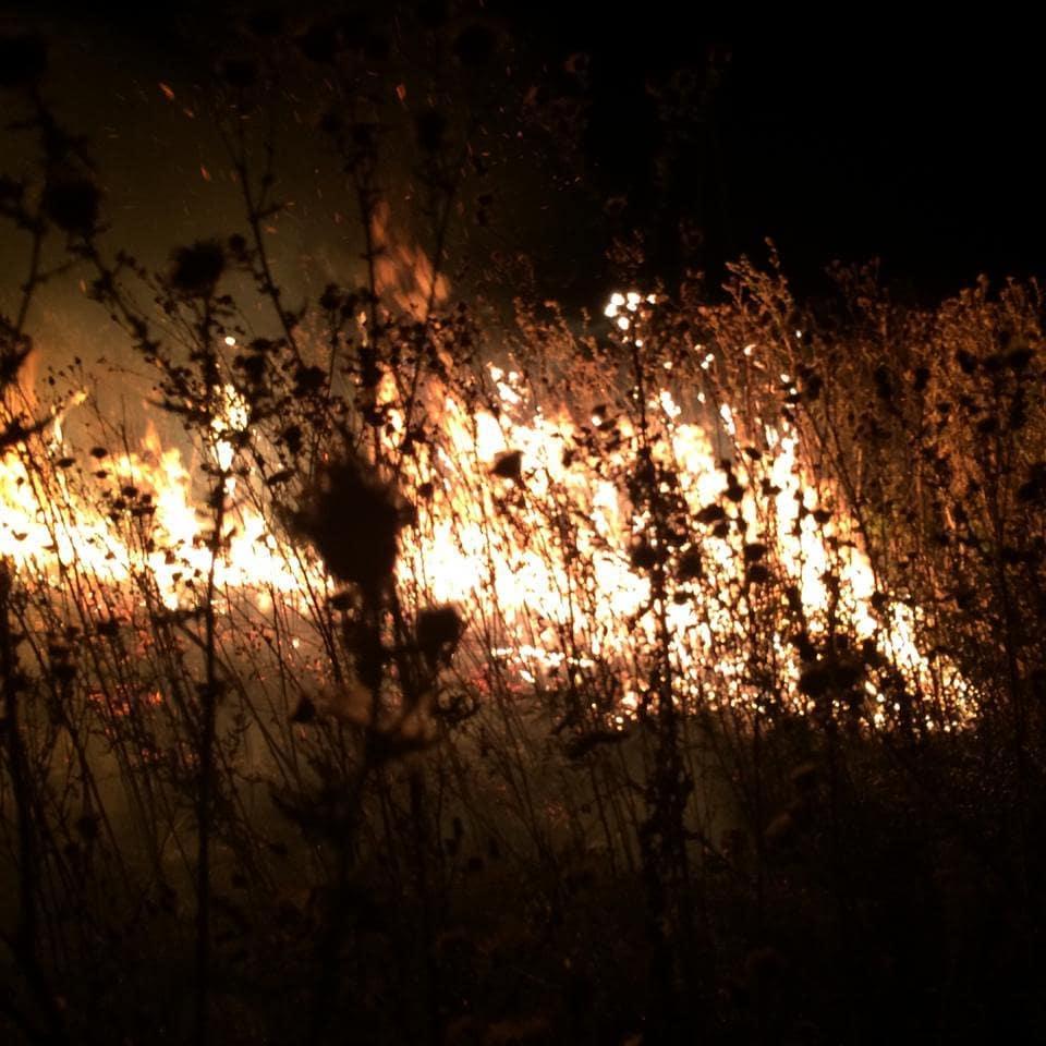 Пожар од Новороссийском