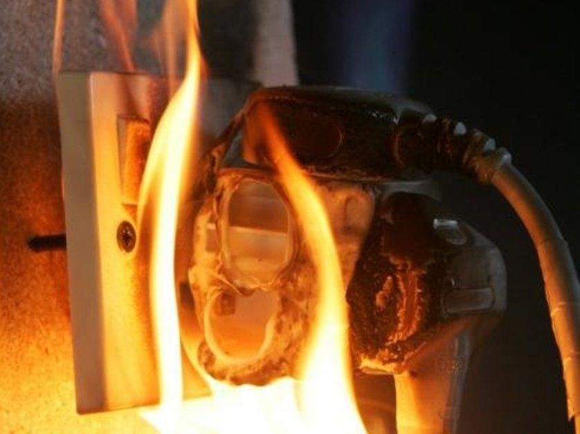 Небрежность новороссийцев оборачивается пожарами