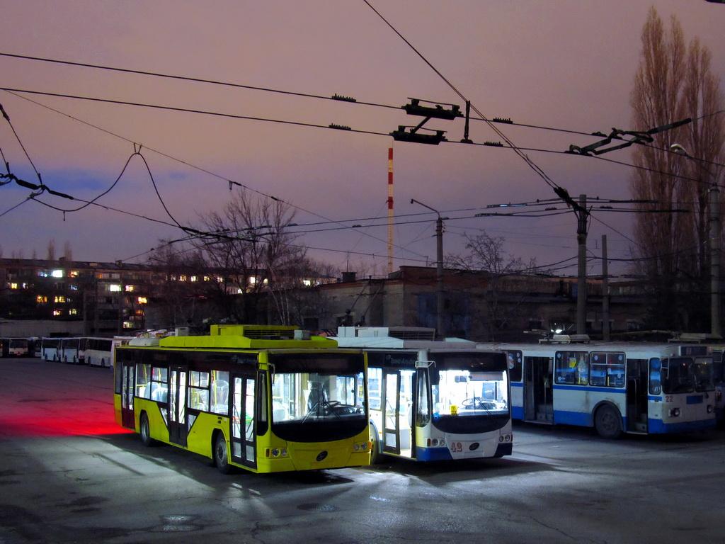 Уновороссийских троллейбусов есть будущее