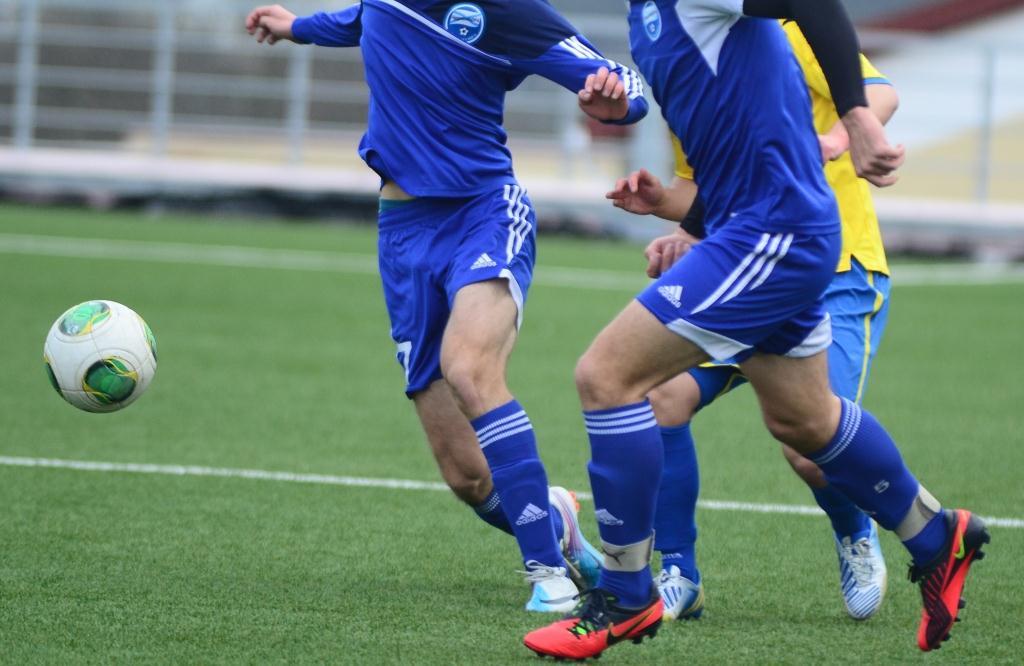 Новороссийский «Черноморец» провел серию контрольных матчей