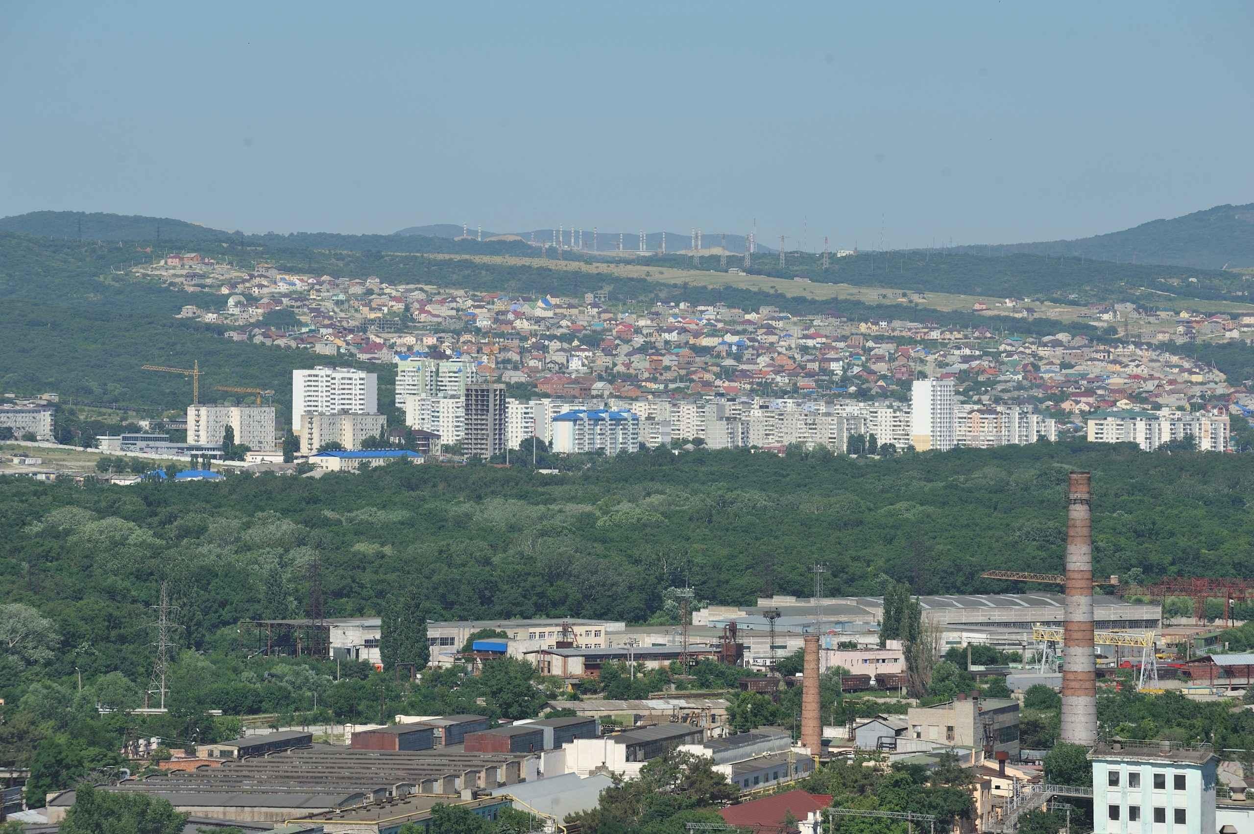 Дожди в Новороссийске были, есть и будут в ближайшие дни