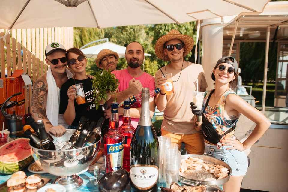 В Новороссийске прошел самый массовый день рождения