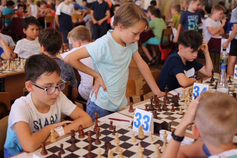 Новороссийск: фестиваль шахматных рекордов