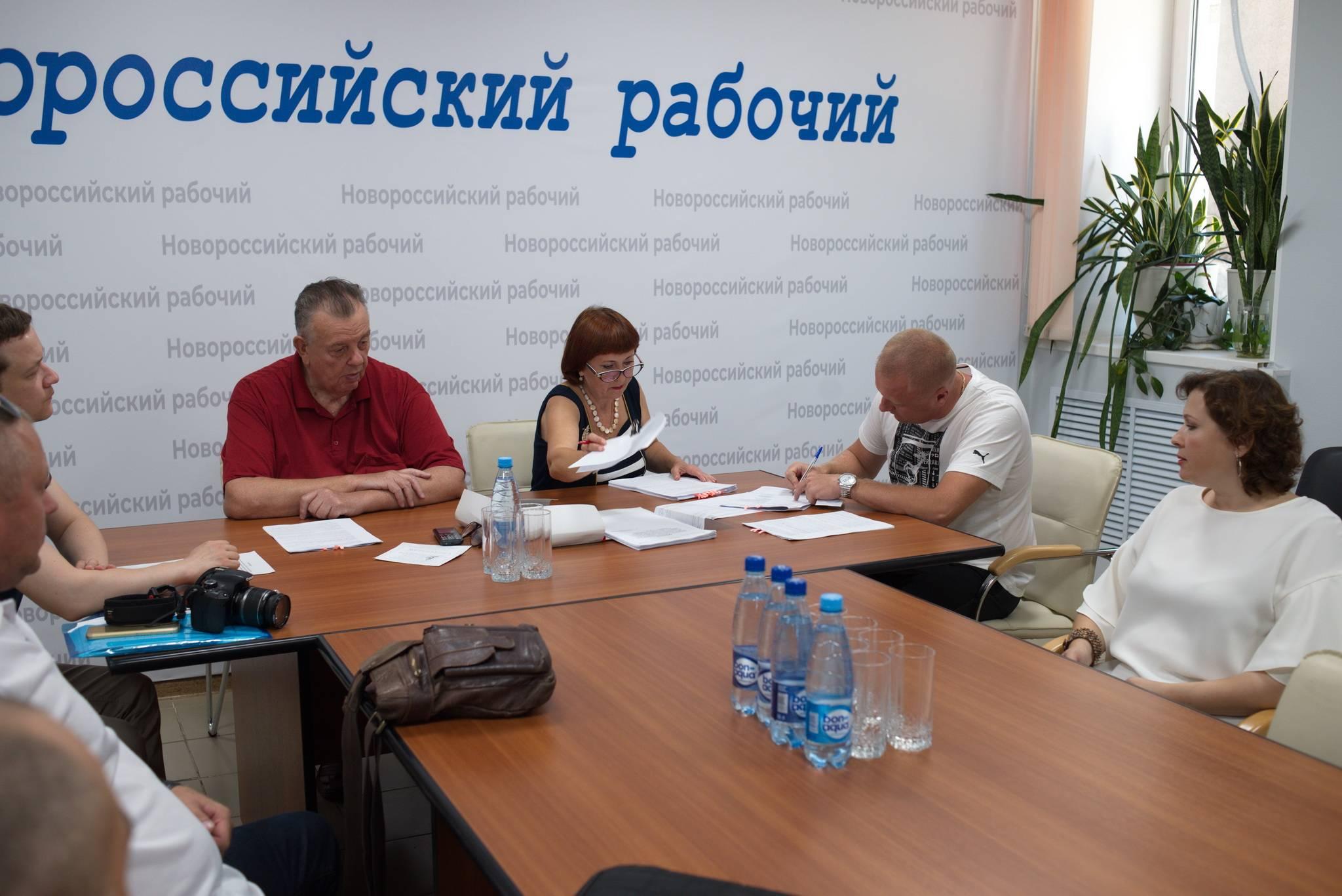 В Новороссийске распределили бесплатную печатную площадь