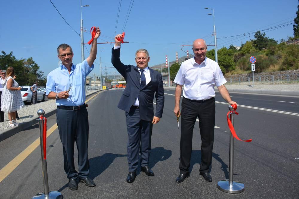 Новороссийцам пообещали, что пробок на Сухумском шоссе не будет