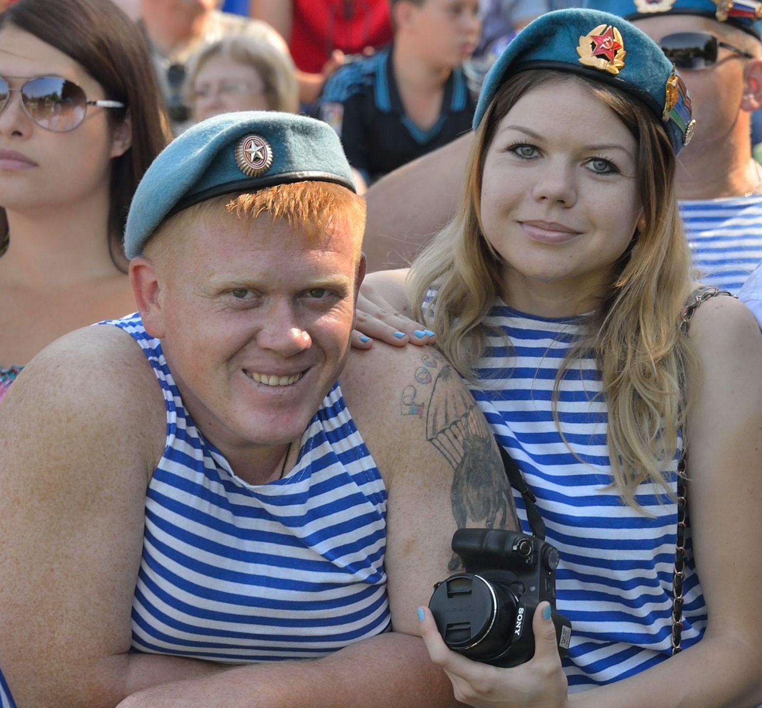 Новороссийцам пора доставать тельняшки