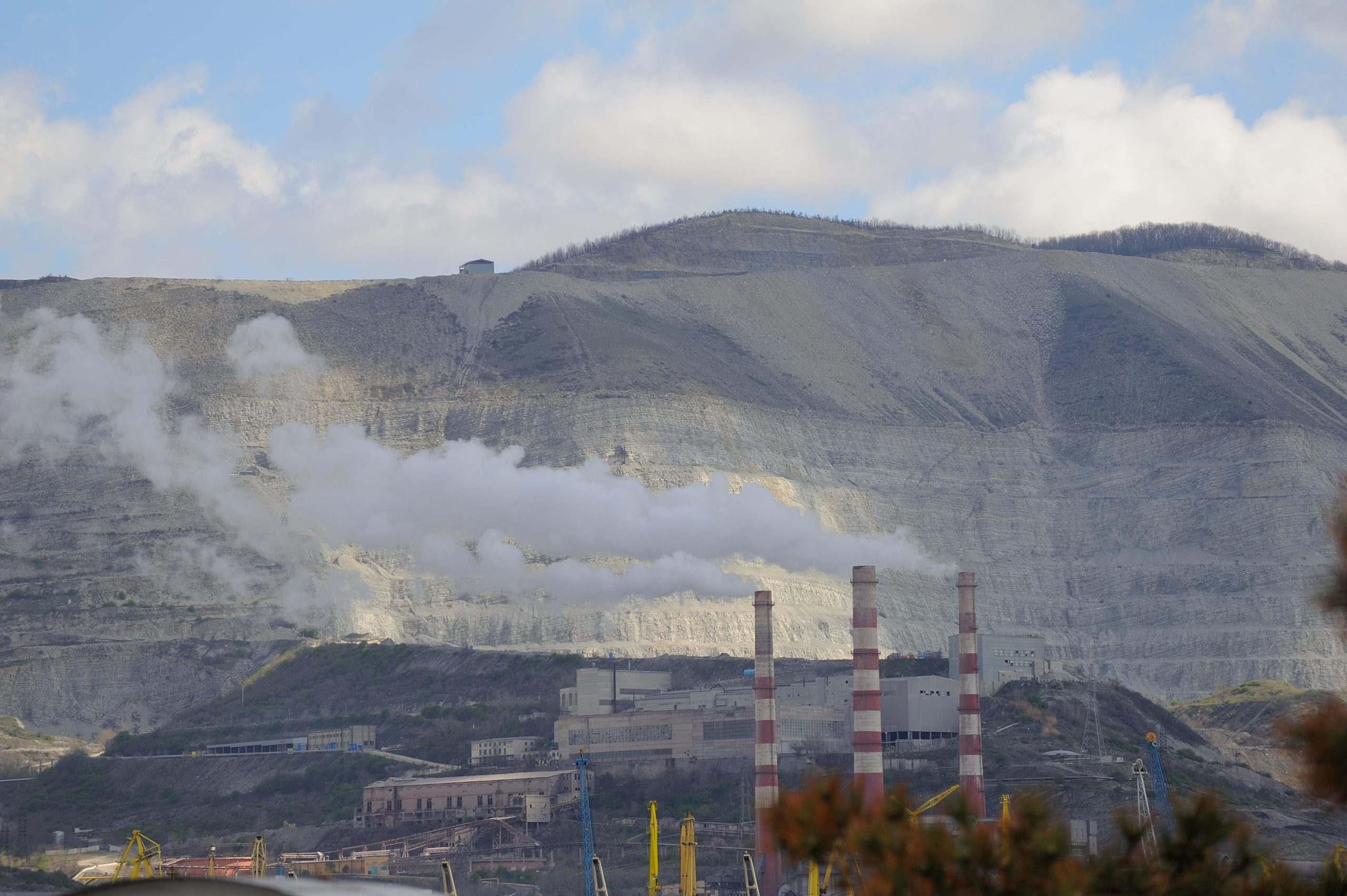 Какие главные экологические проблемы вНовороссийске?