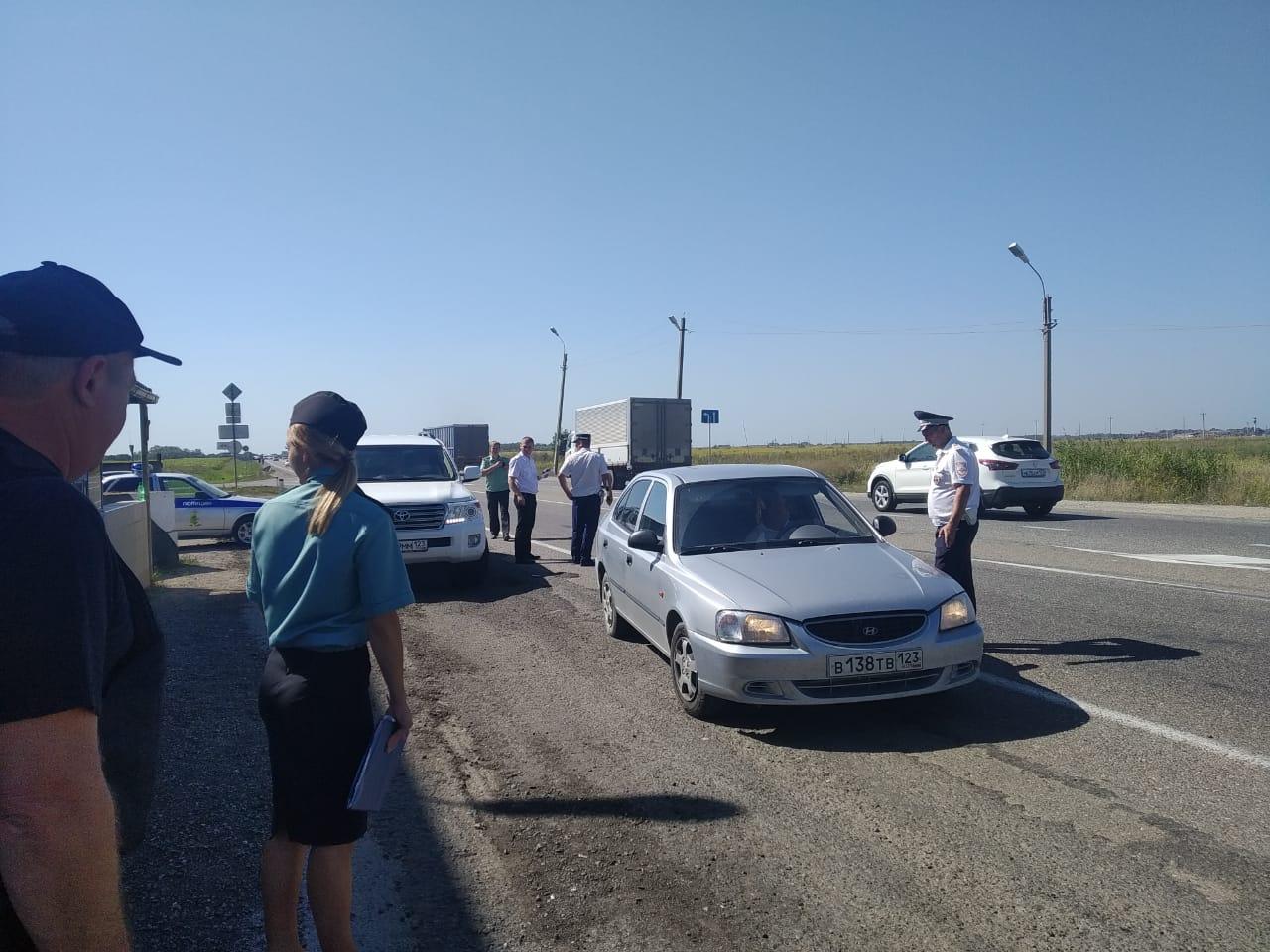 Новороссийцам, которые задолжали государству, страшно садиться за руль