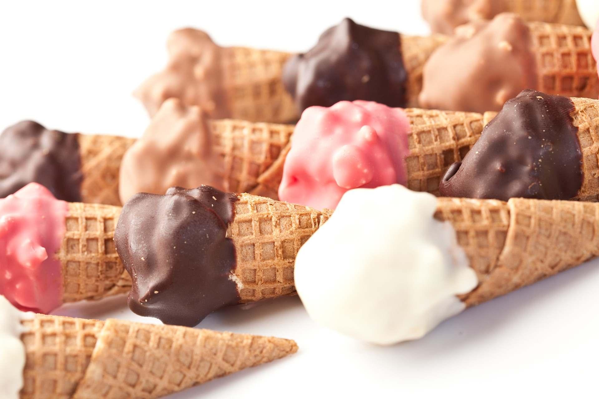 Через Новороссийск прошло «Доброе» мороженое