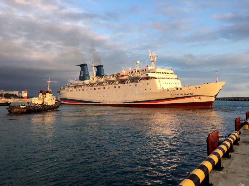 ВНовороссийске накруизном лайнере сняли эпизоды сериала «Другая жизнь»