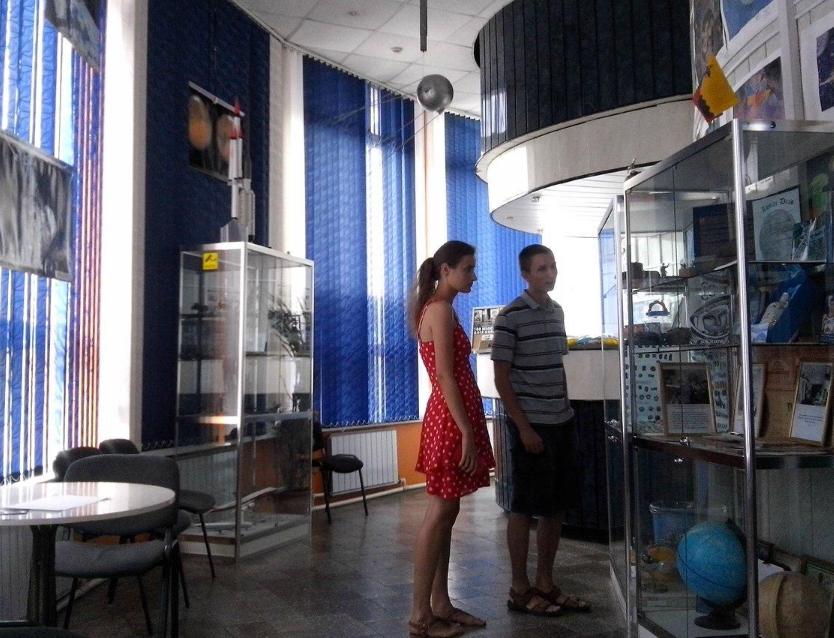 Гастроли Волгоградского планетария пройдут в Новороссийске