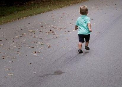 В Новороссийске ночью искали четырехлетнего малыша