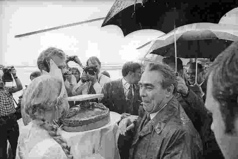 Леонид Брежнев: отМалой Земли доНовороссийска