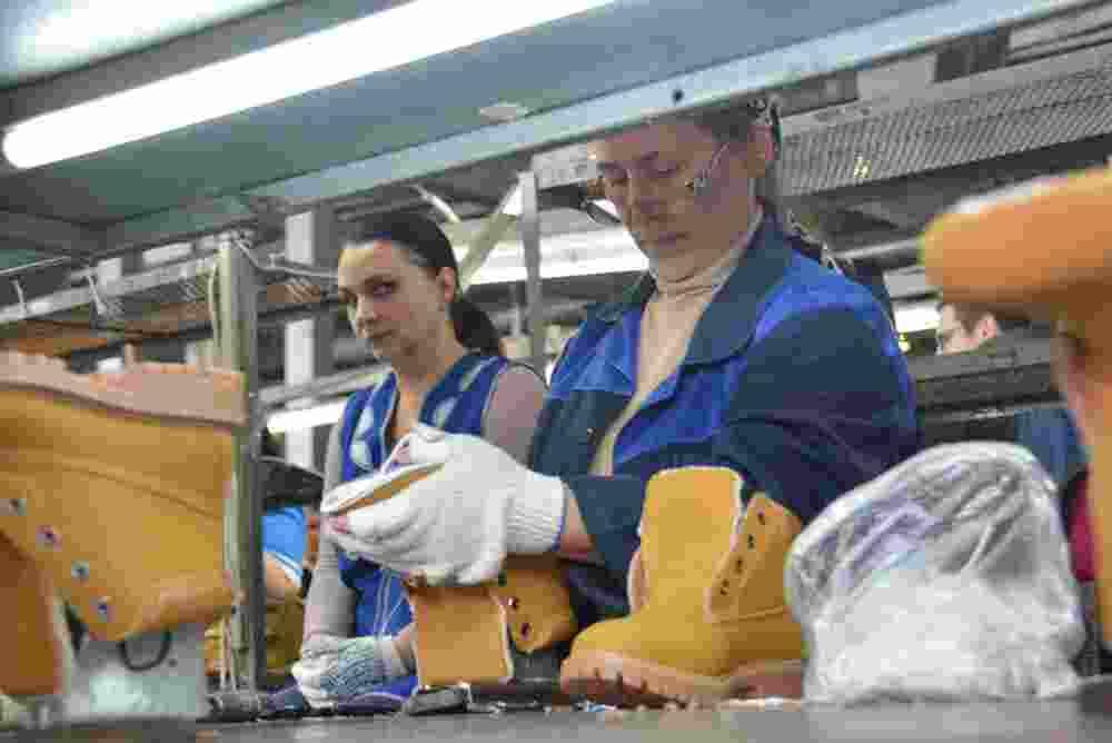 производство обуви Новороссийска