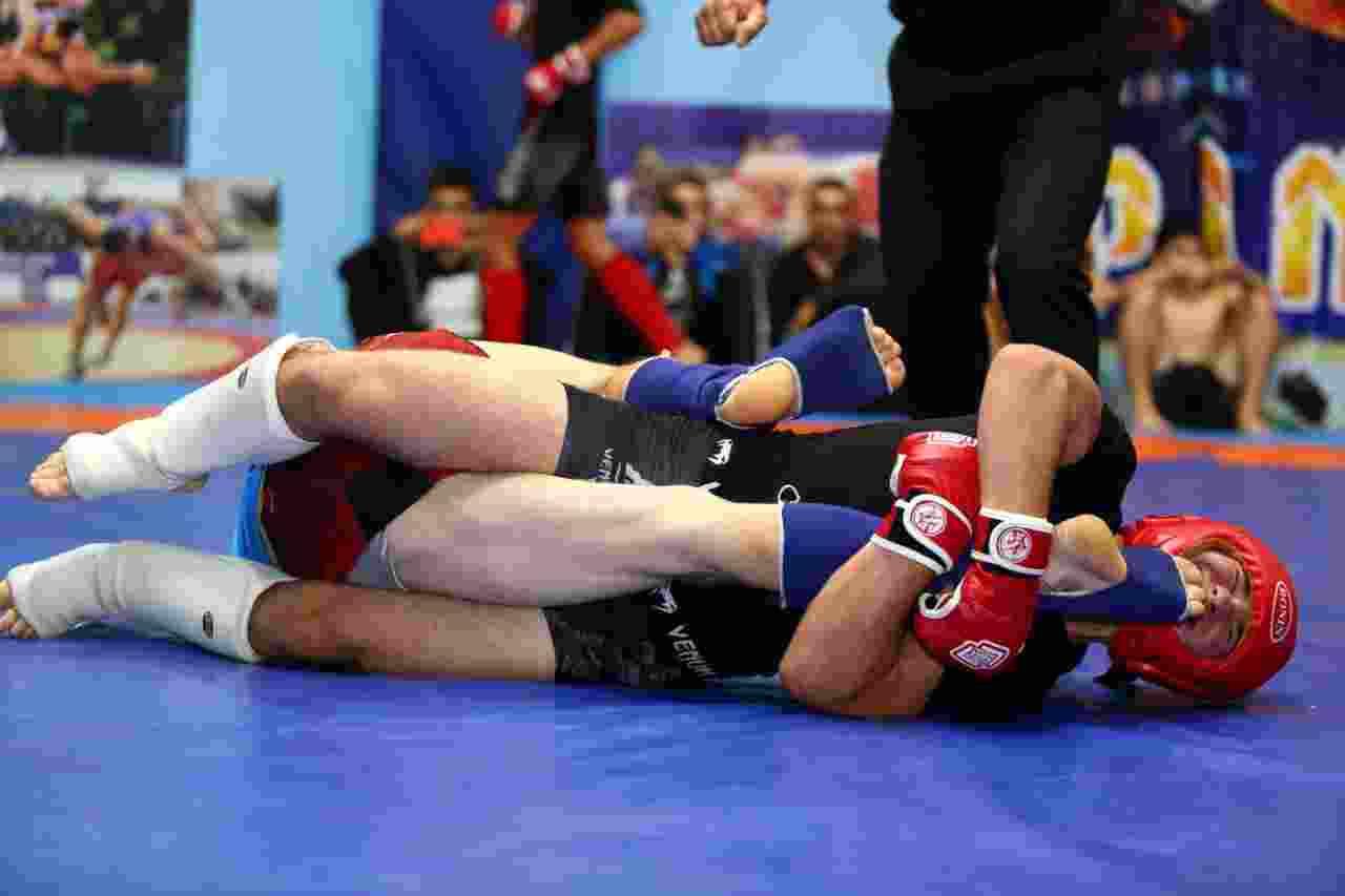 ВНовороссийске прошел турнир подревнему виду олимпийских единоборств