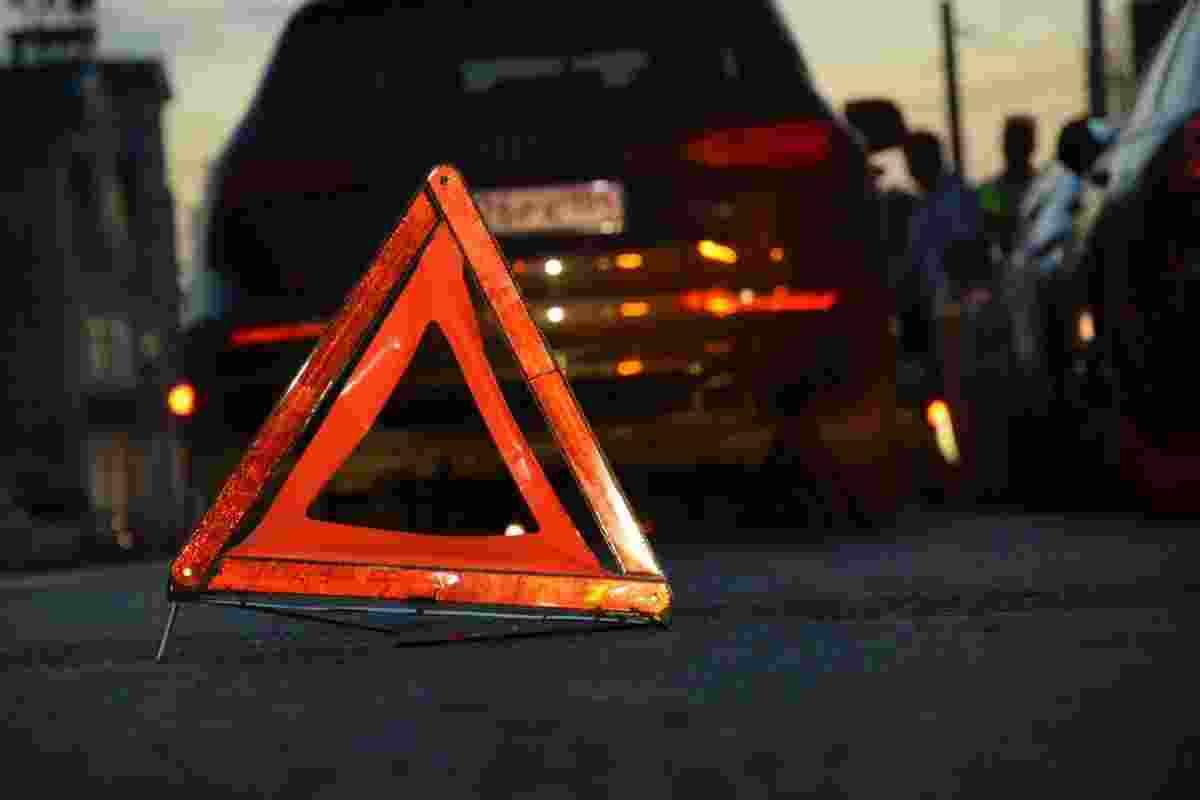 ВНовороссийске вечером сбили двух пешеходов