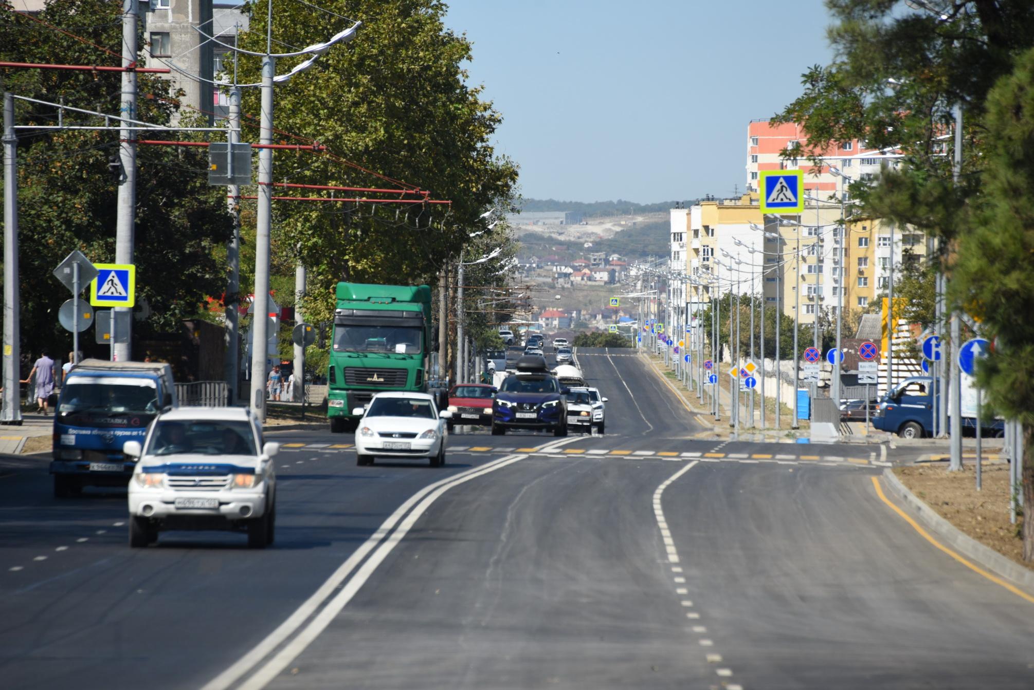 В Новороссийске на новой дорожной развязке стали ошибаться водители