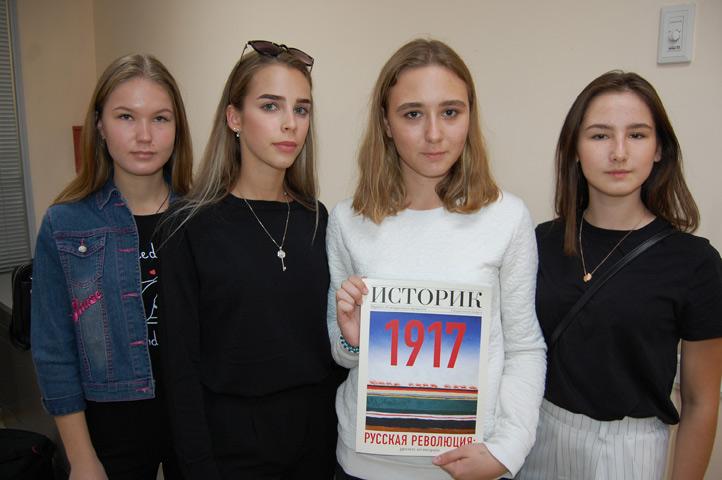 Новороссийск получил уникальные исторические издания