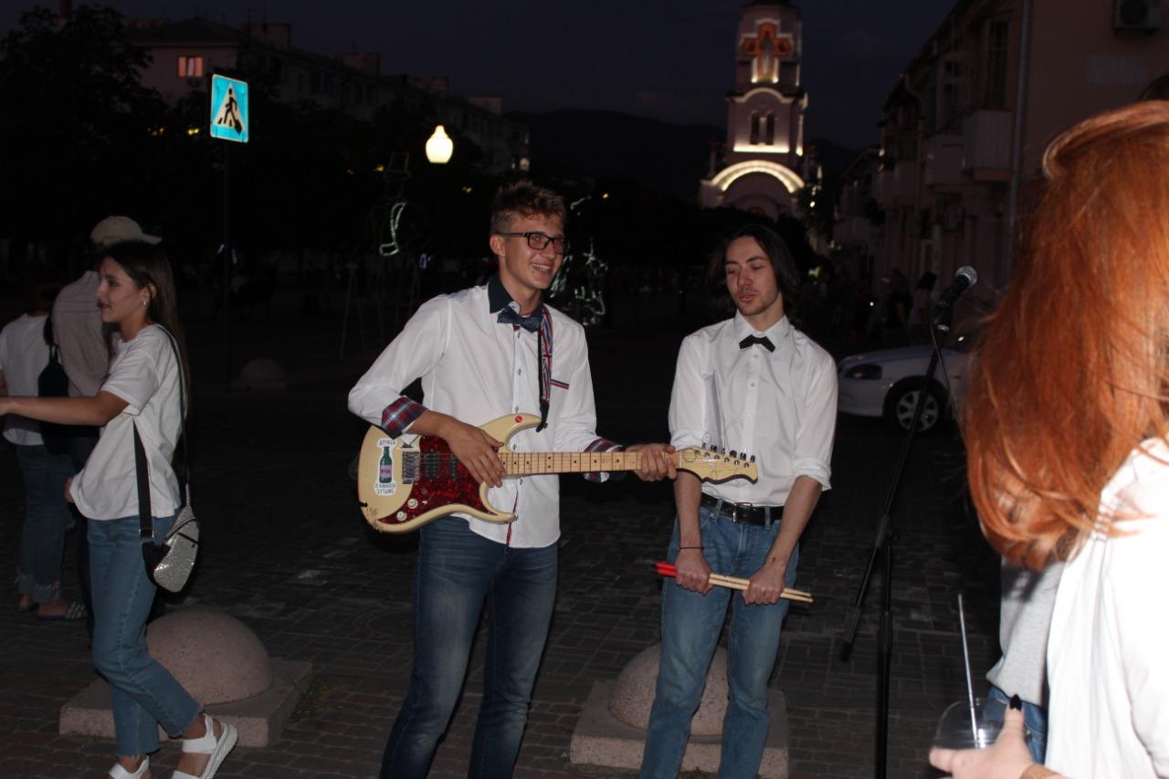 концерт в Новороссийске