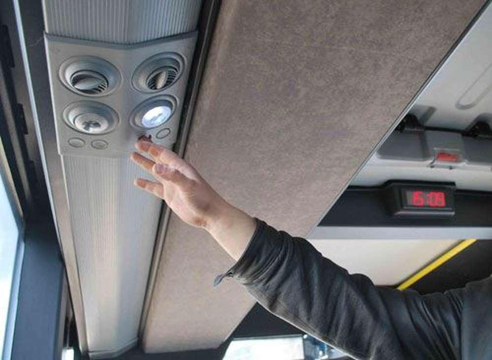 Во всех новороссийских автобусах будут кондиционеры