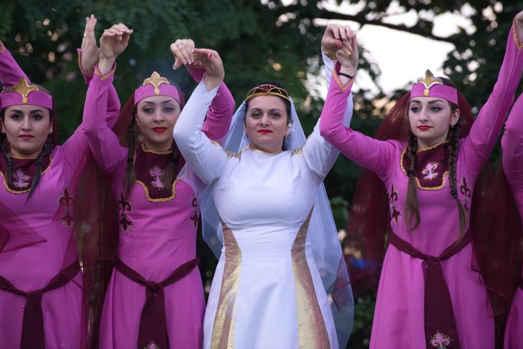 В Новороссийске пройдет фестиваль национальных культур