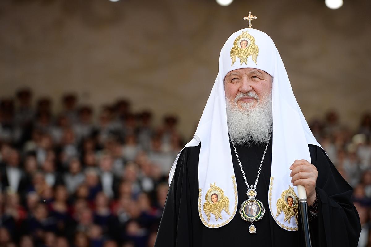 Новороссийскую епархию посетит Святейший Патриарх Кирилл