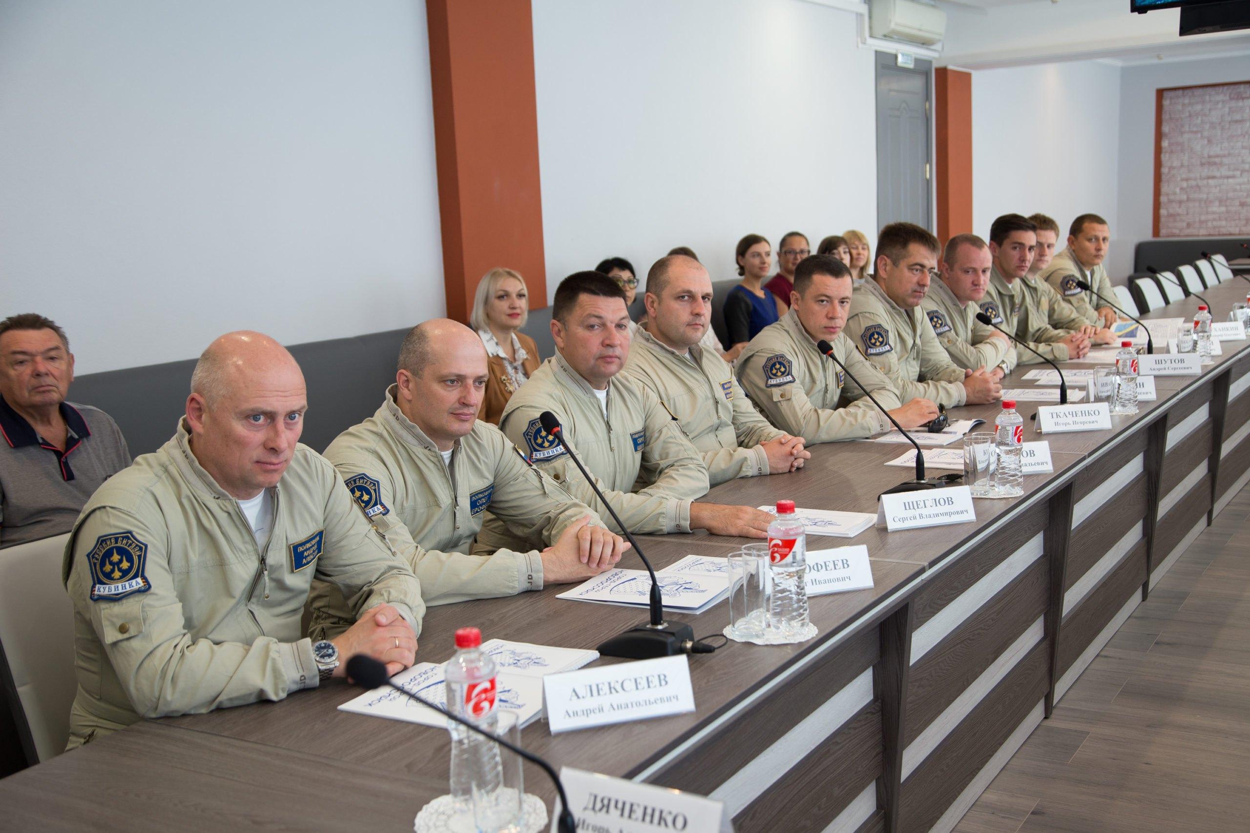 Новороссийцам рассказали о новшествах в авиации