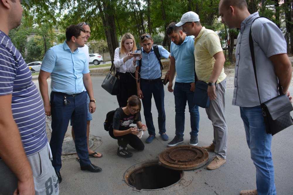 В Новороссийске канализационные стоки идут в море