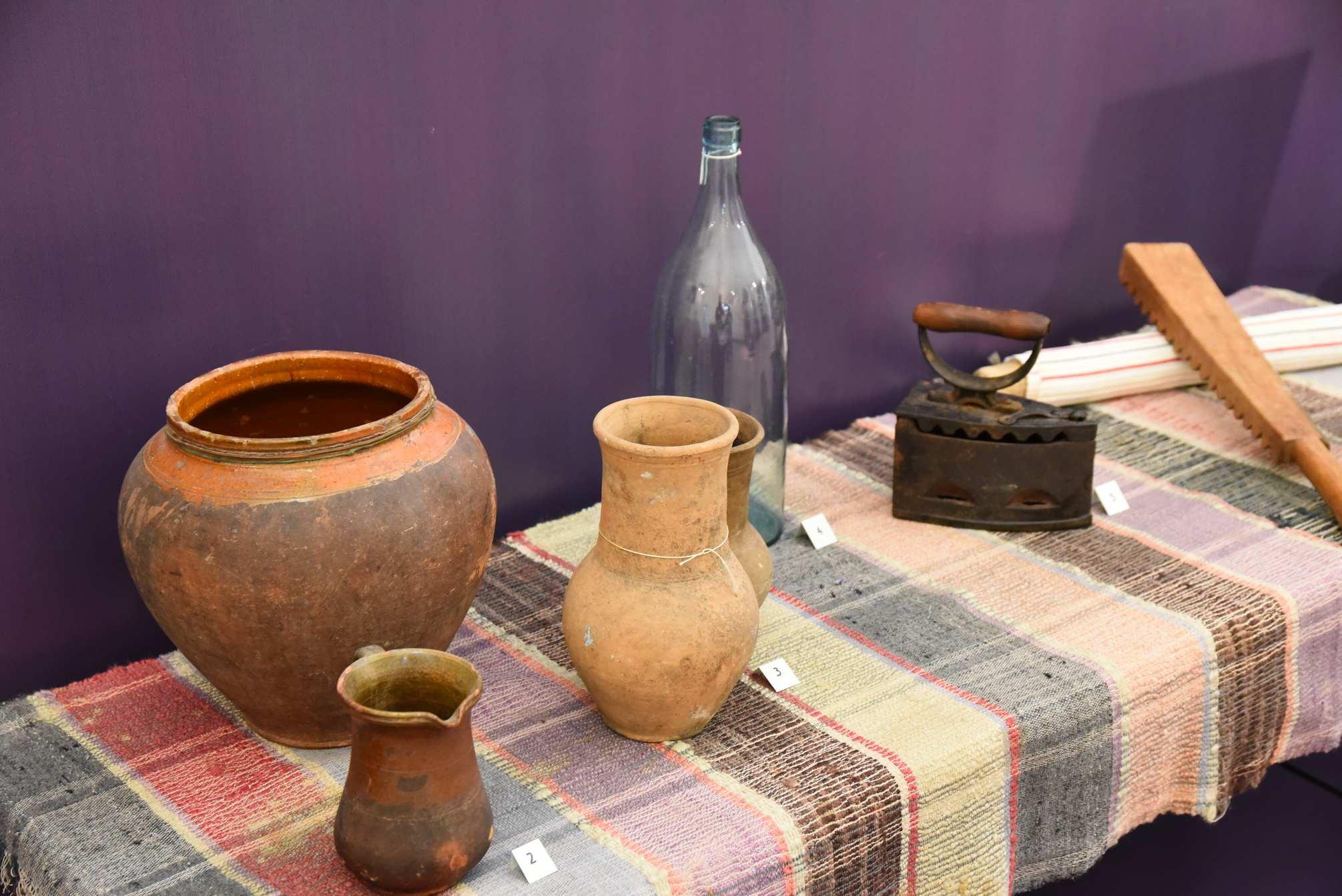 В новороссийском музее открылась казачья выставка