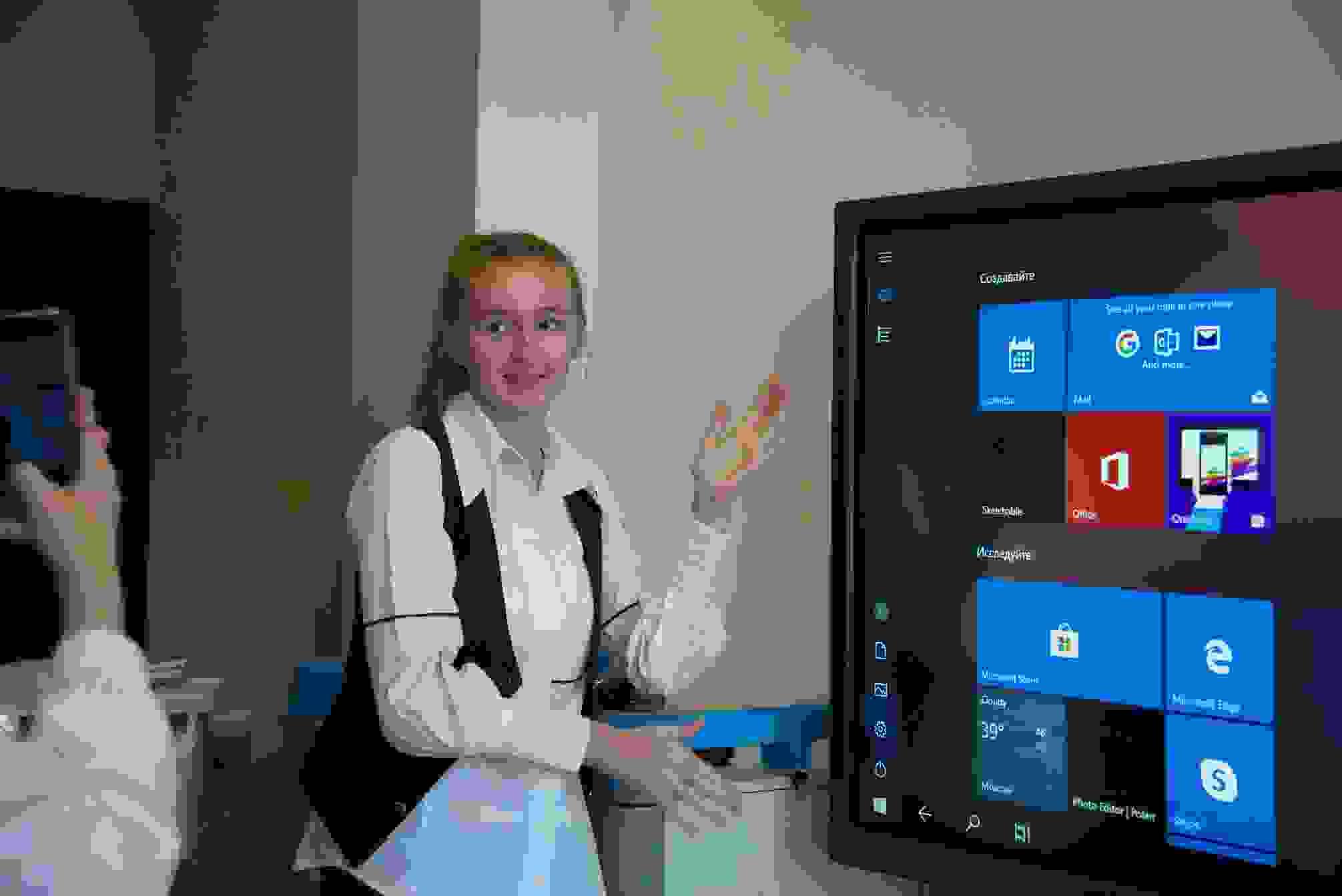 Сельская школа Новороссийска стала центром IT-технологий